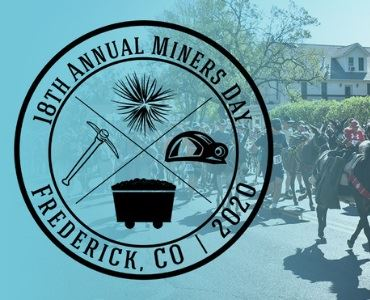 picture of Miners Day logo