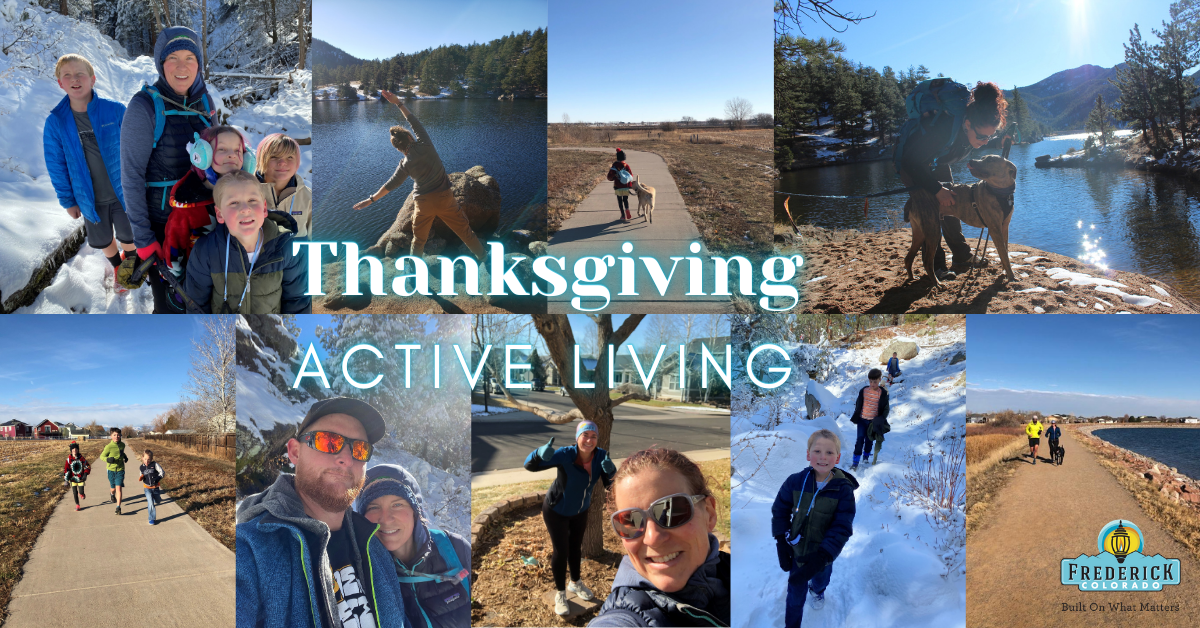 Thanksgiving active living community collage