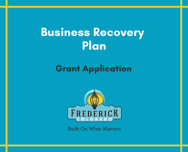 Business Recovery Plan Graphic