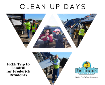 Clean Up Days info pic