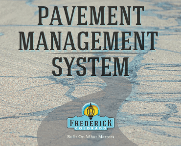 picture for pavement management system